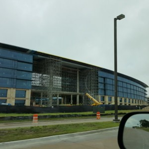 Toyota USA new headquarters coming along nicely