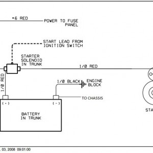 Wiring For Remote Batteries