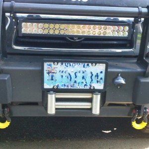 22 inch 120w  combo light bar.
