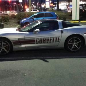 ..... is that a corvette?