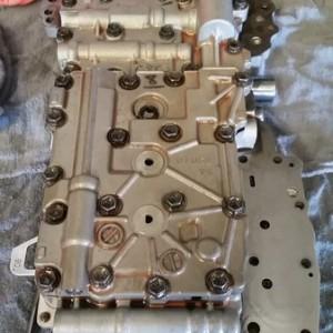 valve body assembly
