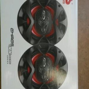 Look how lame i am... But dat turbo and str8 thru muffler renders stock speakers useless