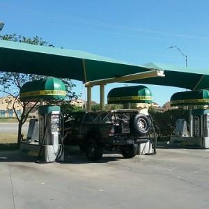 Cedar park TX getting washed