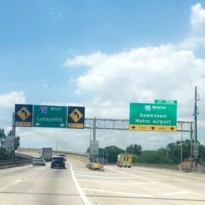 Peace out Baton Rouge