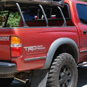 TRD Exhaust