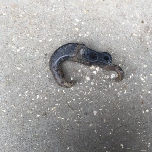 Tow Hook 1