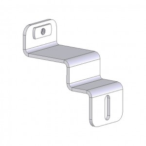 Attachment Bracket Assembly - For Bakflip Covers