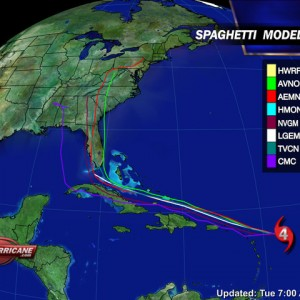 Irma Path