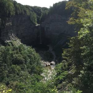 Taughannock Falls NY