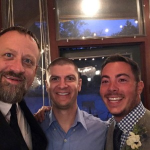 Otter wedding. :cool: