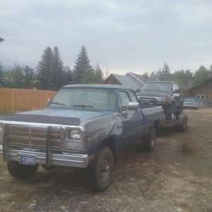 New hauler