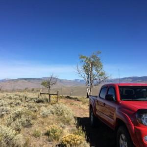 down valley FS roads