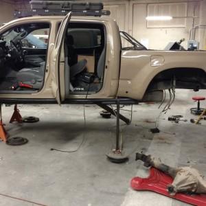 sytfu510 truck rebuild