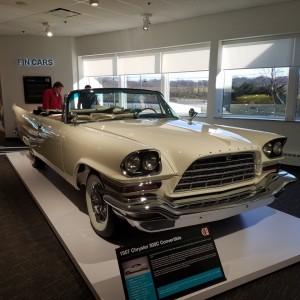 Newport car museum 4
