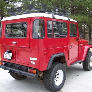 1979 Toyota Land Cruiser FJ-40