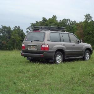 1999 Lexus LX 470 2