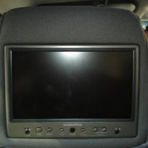 AudioVox DVD Headrest Monitor