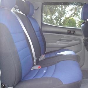 Wet Okole Rear Seats