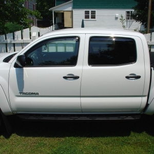 OEM Running Boards