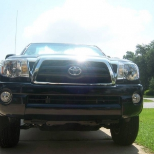 07 Tacoma Grille