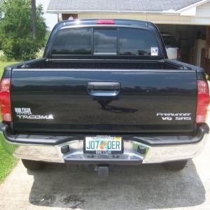 My Rear End ;)