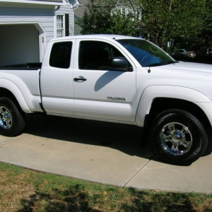 08 Tacoma Access Cab Pre-Runner