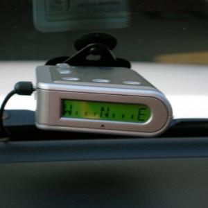 Silver Bullet Radar Detector
