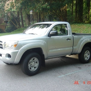 My first 2nd gen Tacoma - 2005 Tacoma PreRunner