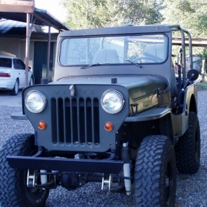 My 54 Willys 3B