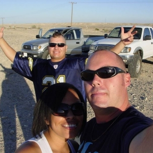 Hanging out at Plaster City