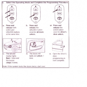 RS3200 Alarm Functions Page 3