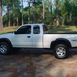 2004 TRD 4X4 V6