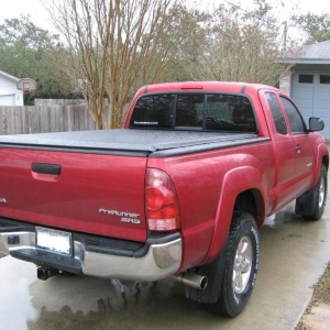New Tires AND New Access Limited Edition Tonneau Cover