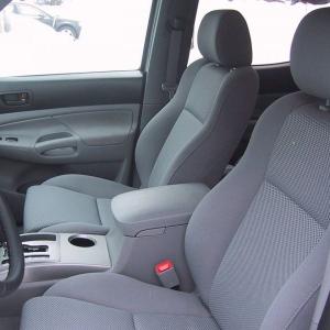 Tacoma 2007 SE Yamaha Edition -(seats)