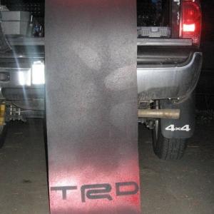 Tool Box mat