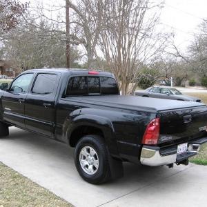 New Truck (Quarter)