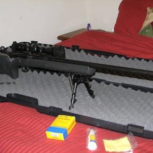 Savage Model 10FCPXP HS Precision