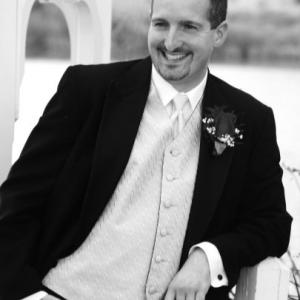 Me at my wedding