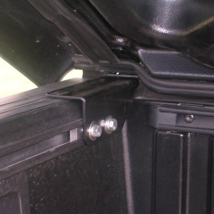 Front Mounting Bracket for Undercover
