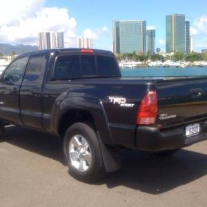 '08 Tacoma TRD PreRunner 2WD