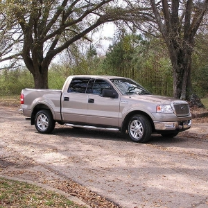 my last truck...