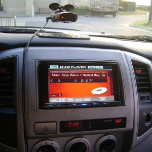Alpine Pulse Touch Screen....DVD/NAVI