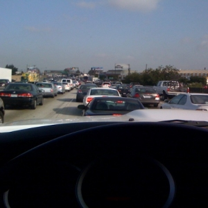 Traffic, LA