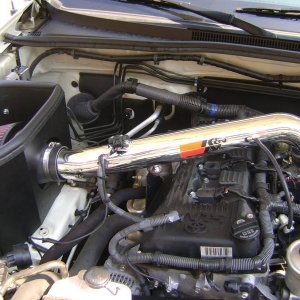 k+n cold air intake