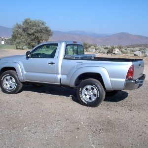2008 4x4 SR5