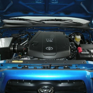AFE CAI and engine bay