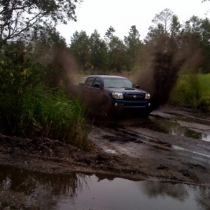 Wheeling in Jacksonville!!! 2wd all the way!!!
