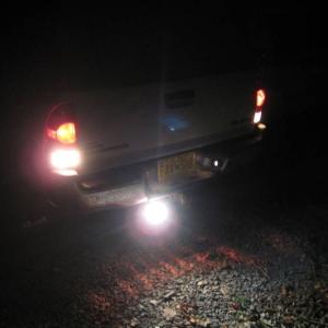 Cheap Backup Light