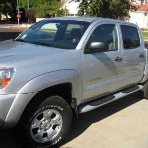 2006 Double Cab TRD