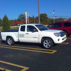 2009 Tacoma Work Truck with X-Runner Rims